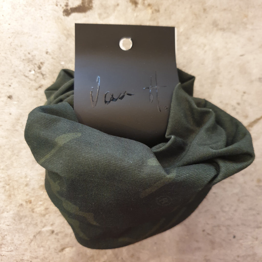 VanH military green head wear