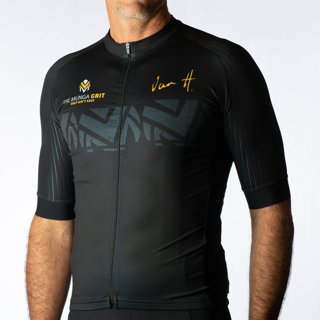 The Munga Grit jersey