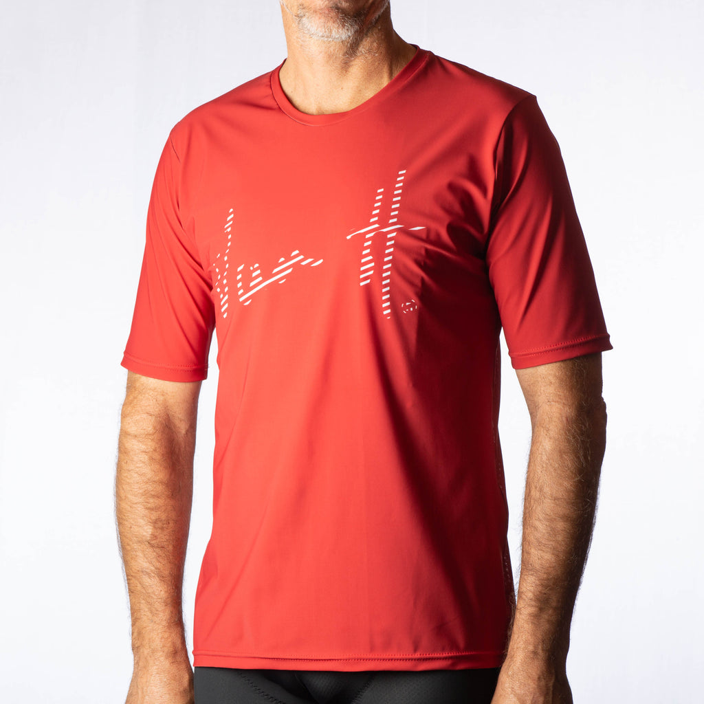 Red Trail jersey