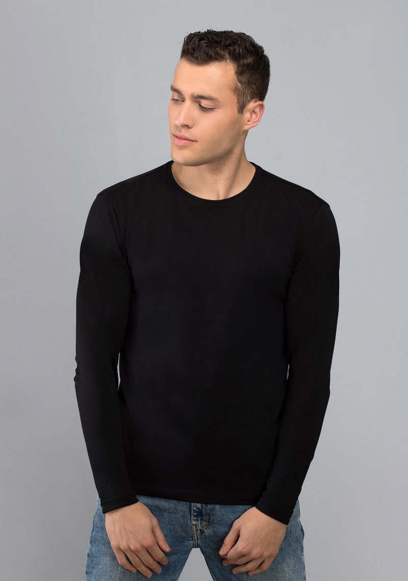 Jet Black Full Sleeves