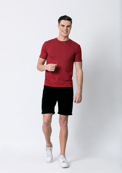 Everyday Shorts in Jet Black Color