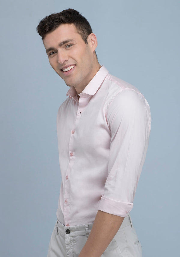 Pale Pink Shirt Online