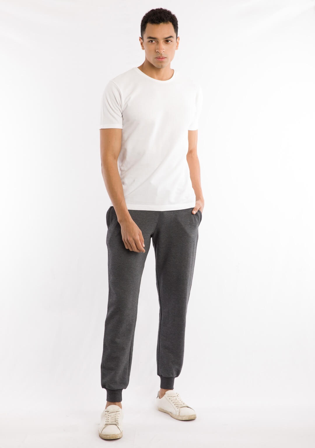 Jogger in Anthracite Mélange