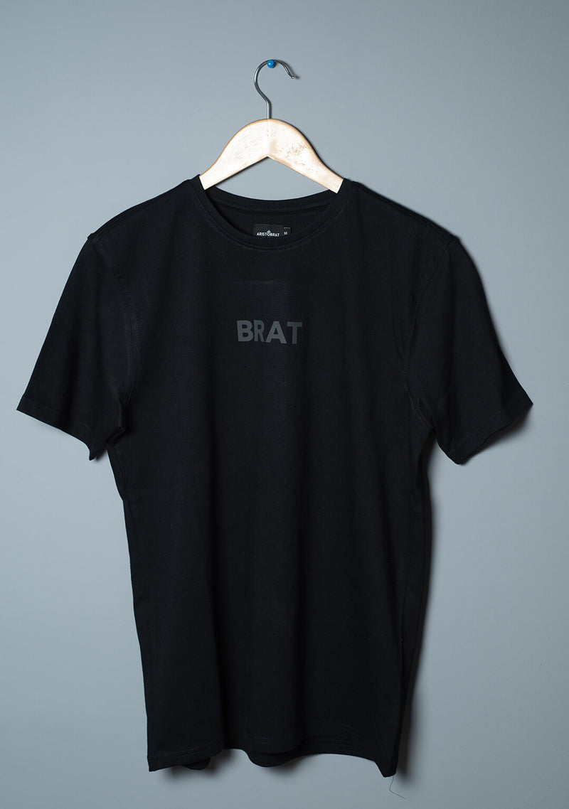 BRAT T-shirt in Black