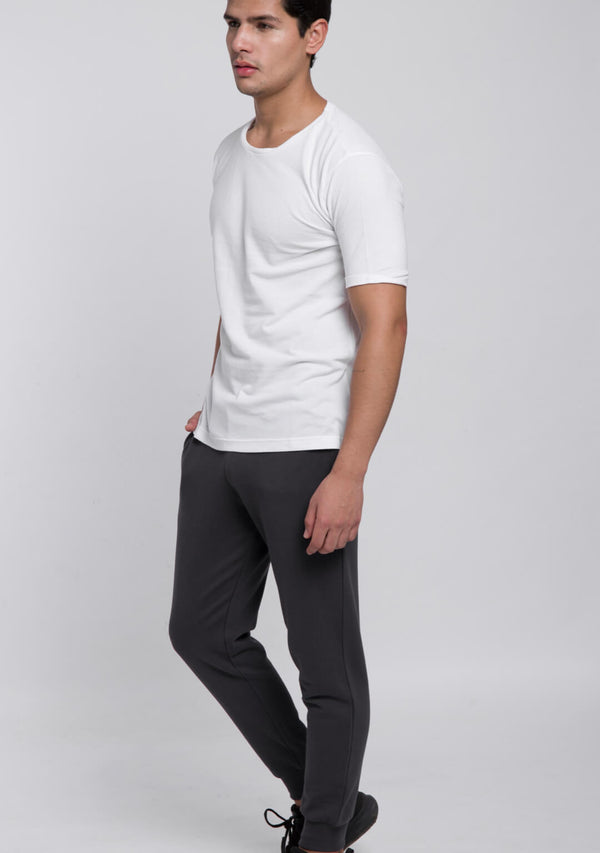 Jogger in Dark Charcoal