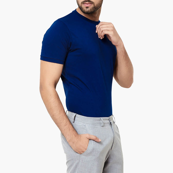 Oxford Blue T-shirts - ARISTOBRAT