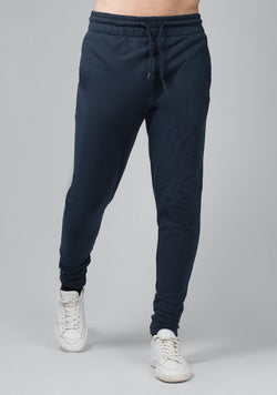 blue color jogger