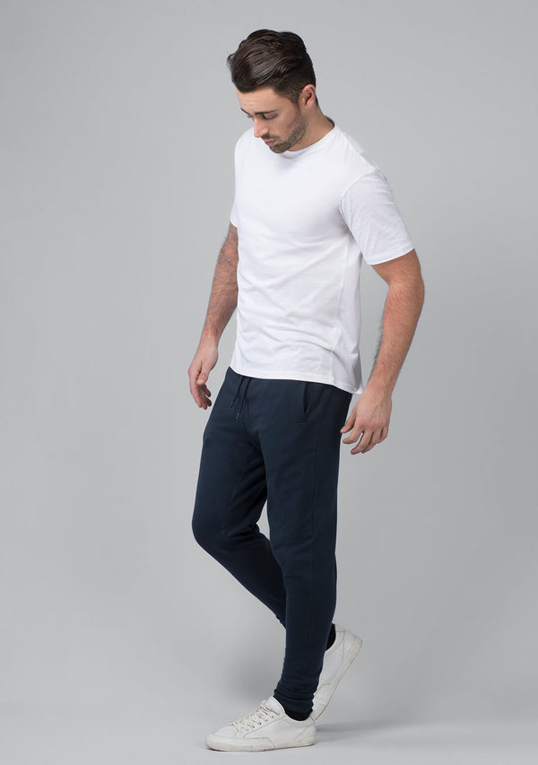 blue color jogger for men