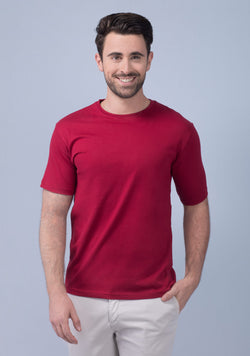 pepper red color t shirt