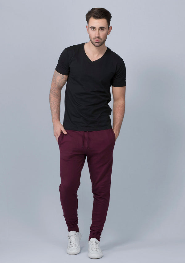 Vampire Wine Color Joggers