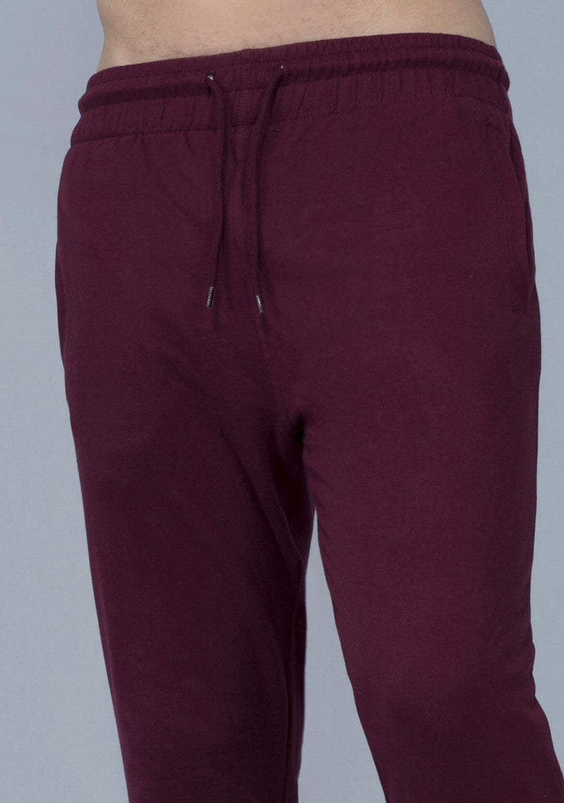 Vampire Wine Color Joggers India