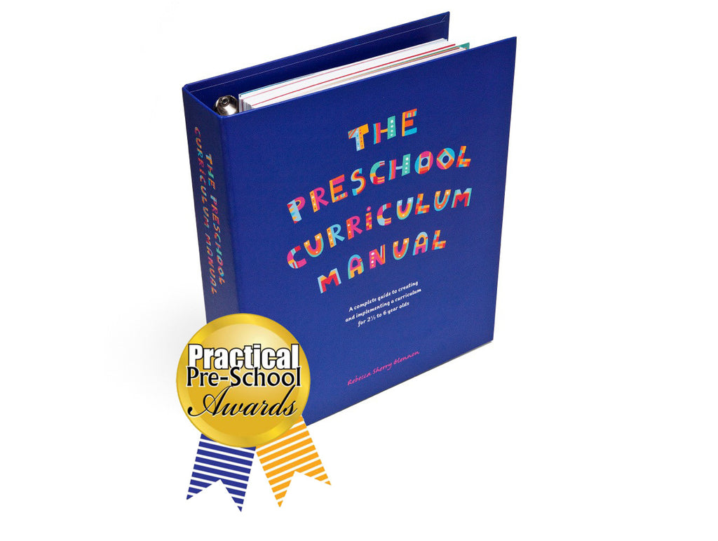 SPECIAL OFFER - The Preschool Curriculum Manual