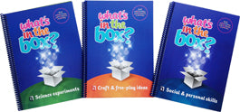 Continent Flashcard & 3 Book Set