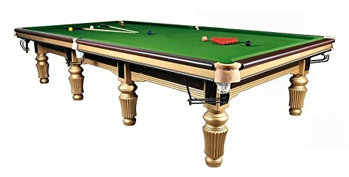 Classic Steel Block English Snooker Table (12 Ft x 6 Ft)