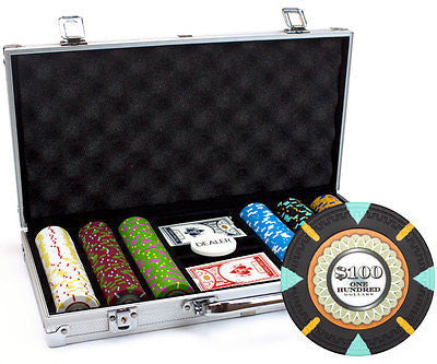 Claysmith Poker Chip Set