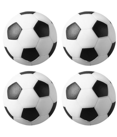 Set of Foosball Balls