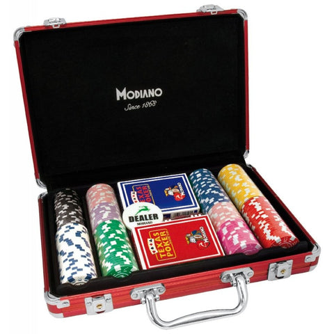 Modiano Poker Chip Set