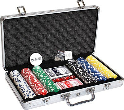 Aces Poker Chip Set