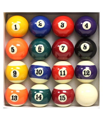 Pool Ball Set
