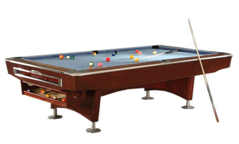 This is an Imported Pool Table of size 4Ft x 8Ft