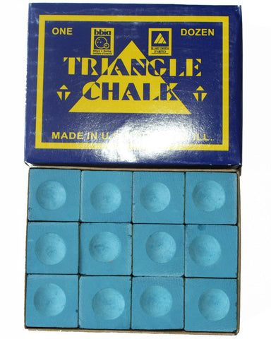 Triangle Pool/Snooker Chalk Set