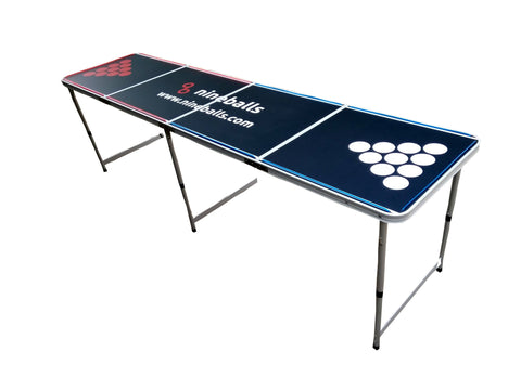 Nineballs Signature LED Beer Pong Table