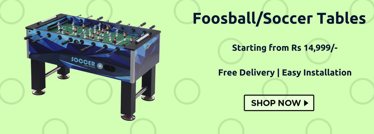Buy Foosball/Soccer Tables