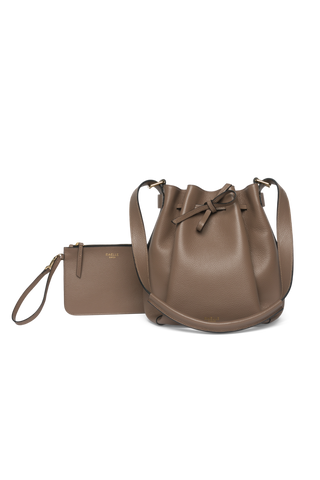 Bucket Bag Mud Pouch