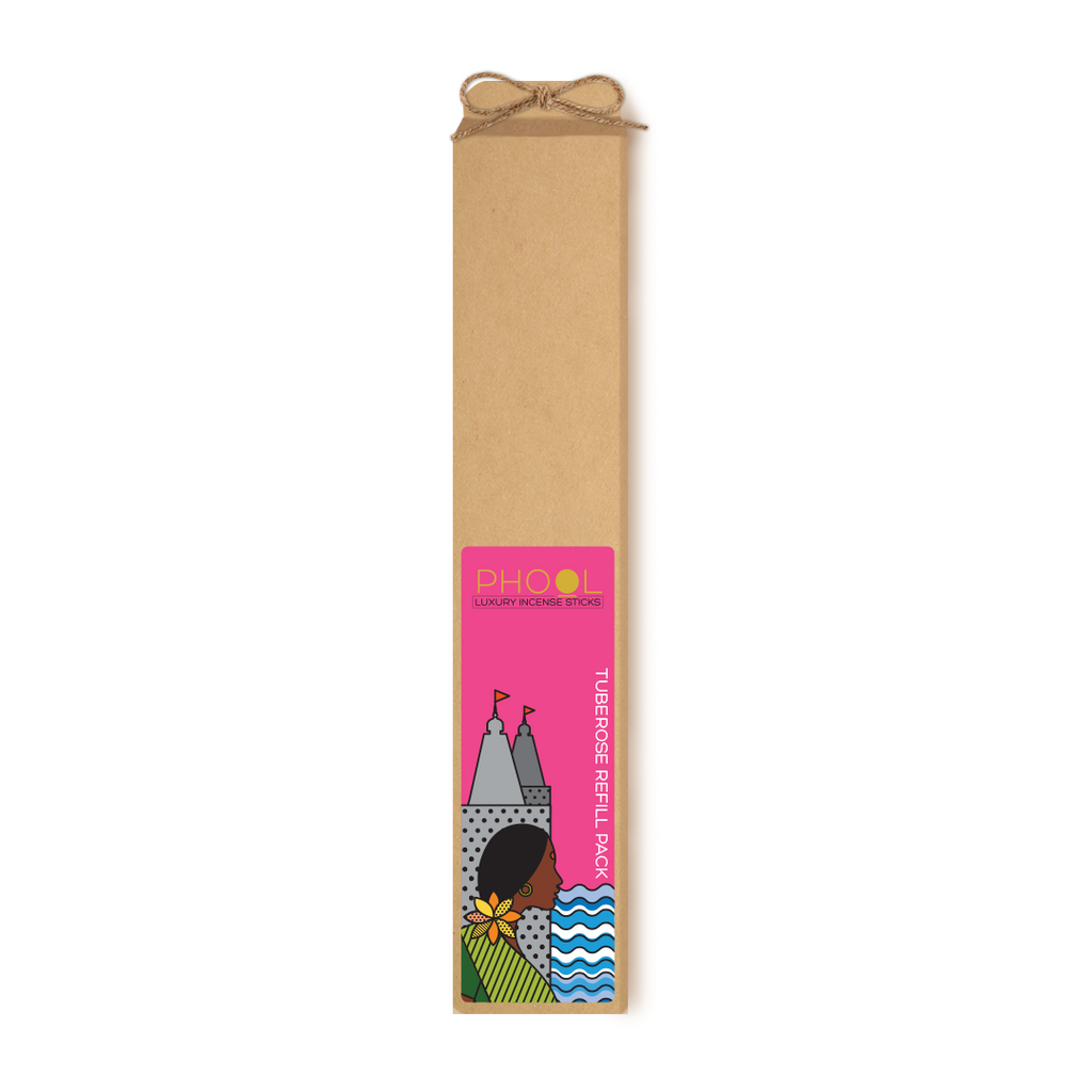 Phool Tuberose Refill Incense Sticks