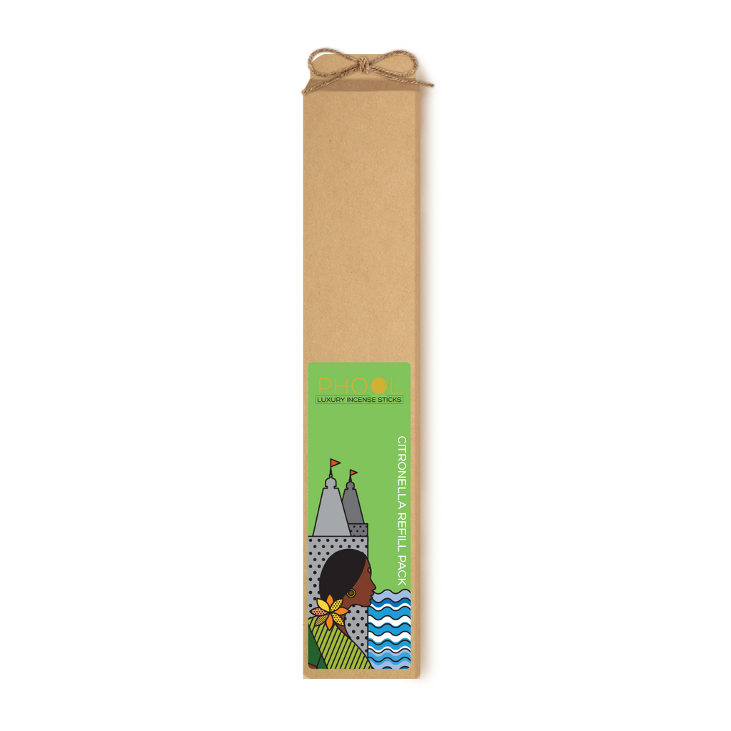 Phool Citronella Refill Incense Sticks