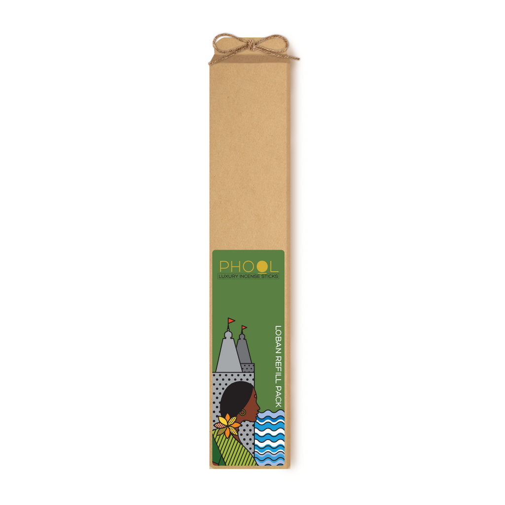Phool Loban Refill Incense Sticks