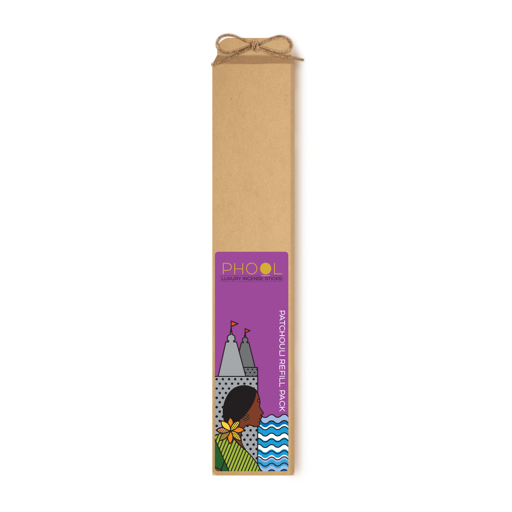 Phool Patchouli Refill Incense Sticks