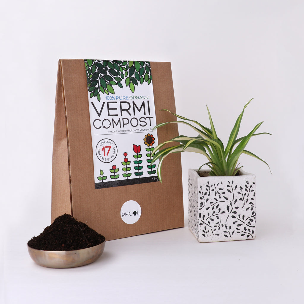 Phool Organic Vermicompost (1Kg)