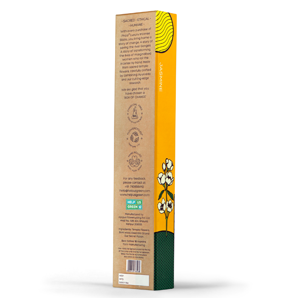 Phool Jasmine Incense Sticks