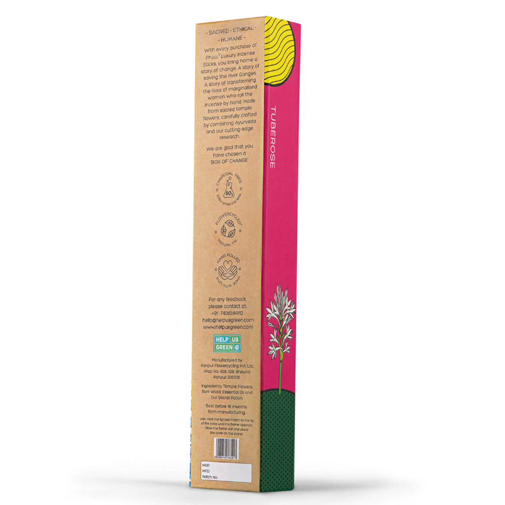 Phool Tuberose Incense Sticks