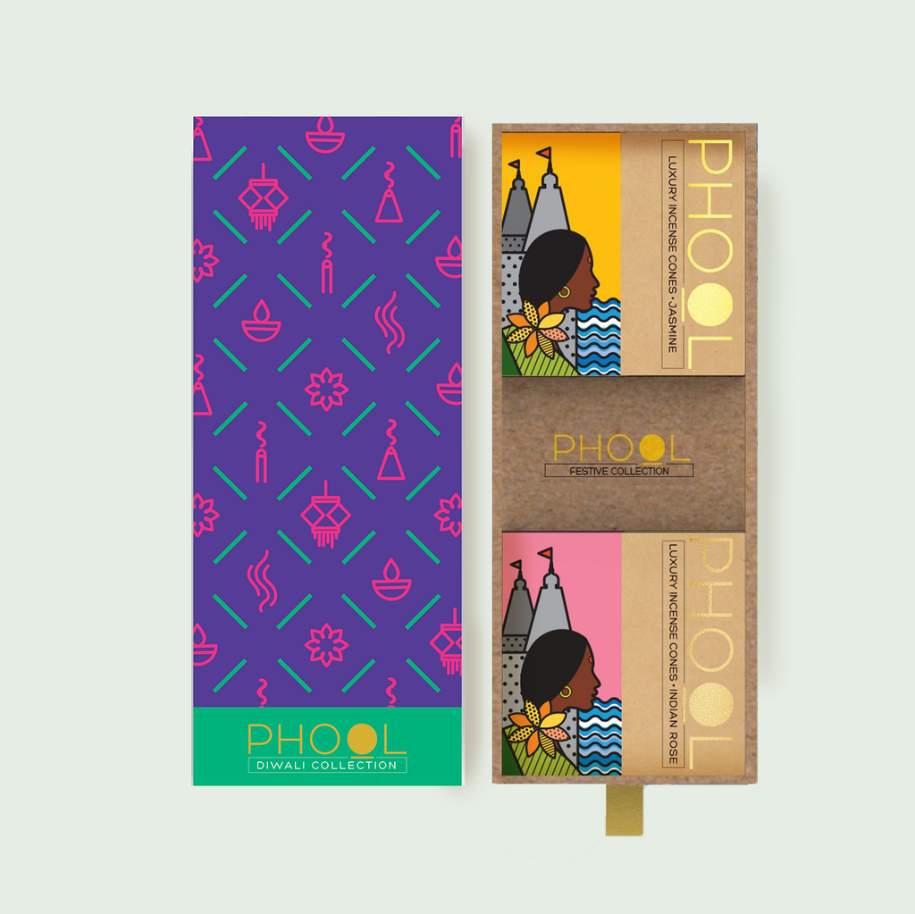 Diwali Giftbox - Shubh Mahotsav Cones Collection
