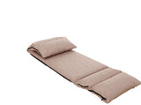 MCombo Tatami Adjustable Lazy Sofa Folding Chairs Floor Lounger Bed Chair 0019