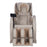 MCombo Electric Massage Chair Fullbody Shiatsu Recliner Heat Stretched Foot 6160-8886