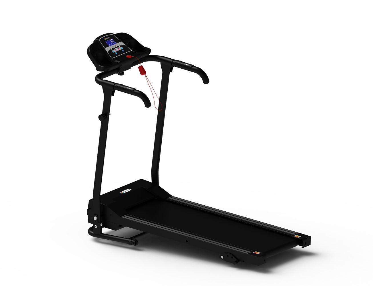 ExacMe 500W Folding Electric Motorized Treadmill Running Jogging Gym Power Machine 6400