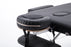 MCombo 2'' Pad Aluminum Portable Massage Table Bed Spa Facial Free Carry Case 6150-AL22BK