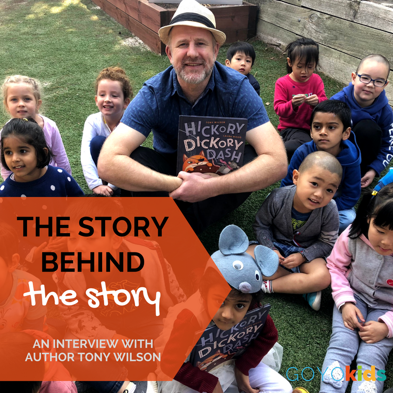 National Simultaneous Storytime 2018: We found out the story behind Hickory Dickory Dash