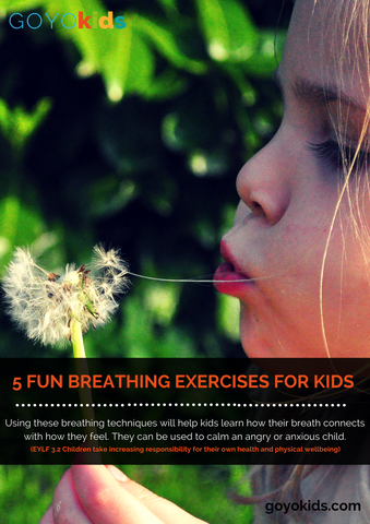 5 fun breathing exercises for kids