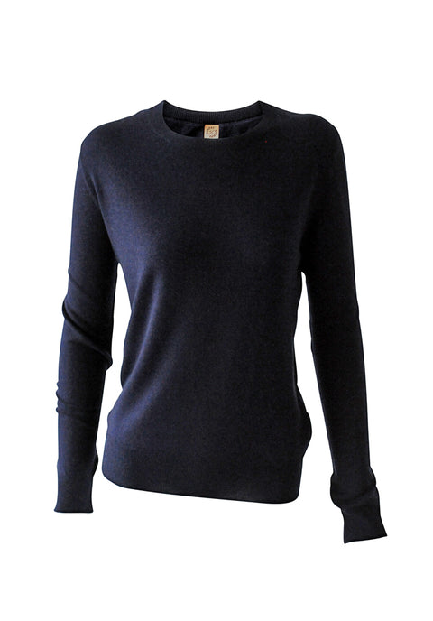 Air Sweater - Navy blue