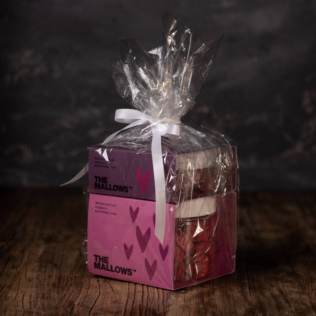 Skumfiduser. Skumfiduser karamel. Caramel. Marshmallows. Emma Bülow. Lakrids. Mothers day Love Kit