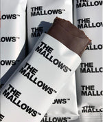 Skumfiduser. Skumfiduser chokolade. marshmallow. the mallows bar