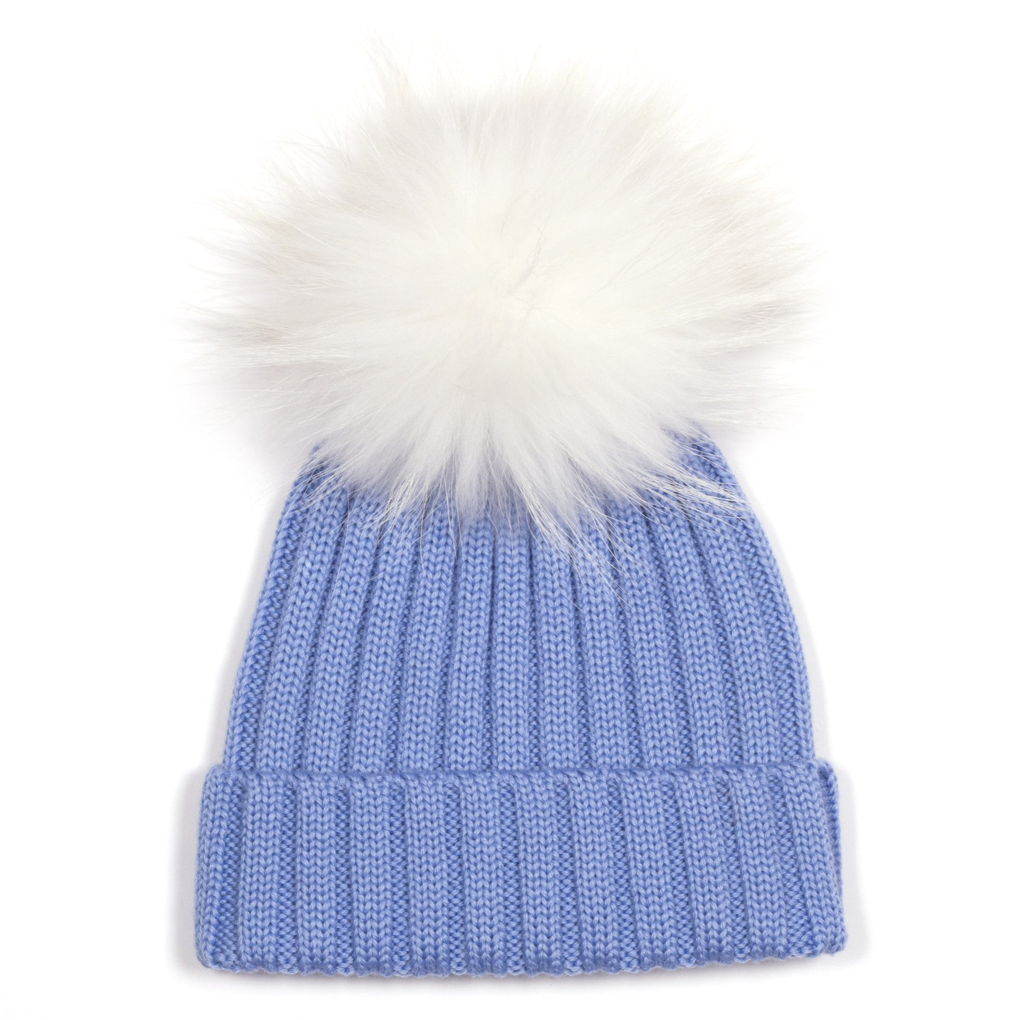 1363412f81c ... Blue Single Bobble Hat