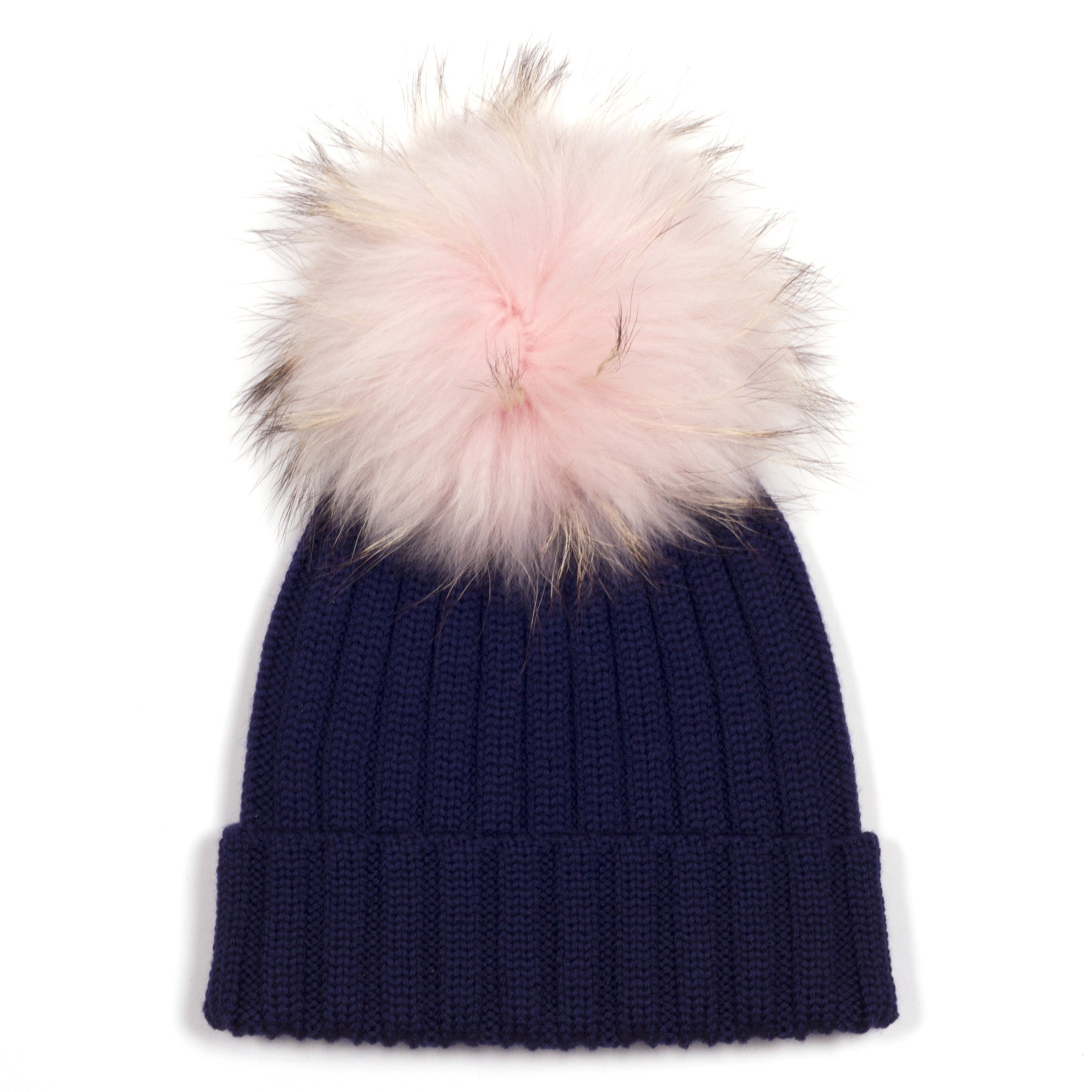 2312ad24aef ... Navy Single Bobble Hat