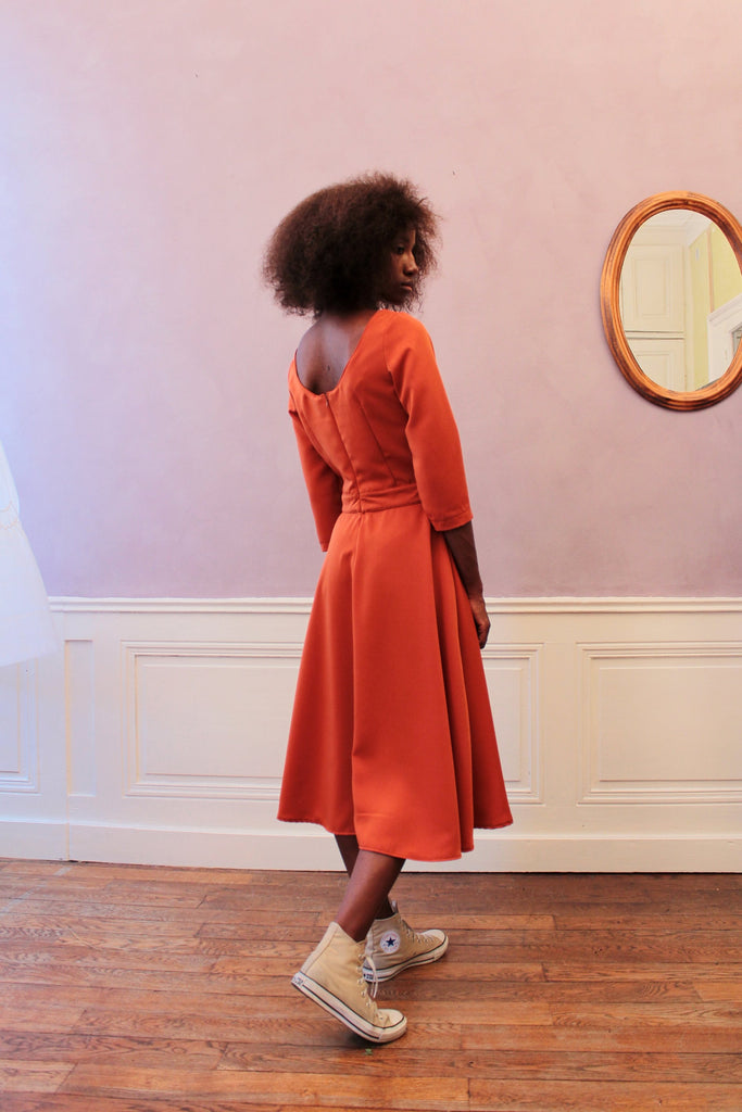 Robe Hoya - Orange