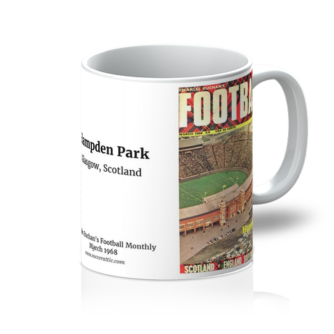1968-03 Hampden Park, Glasgow, Mar 68 Front Cover Mug