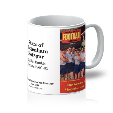 1961-06 Stars of Spurs Jun 61 Front Cover Mug